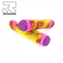 Дръжки / Грипове ROOT AIR GRIPS -  RAINBOW