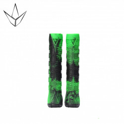 Дръжки / Грипове BLUNT HAND GRIP V2 - GREEN/BLACK