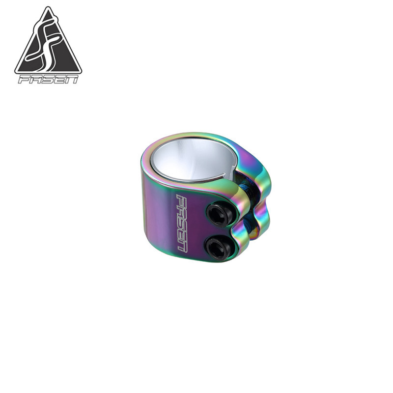 Лапа FASEN CLAMP 2 BOLTS OIL SLICK
