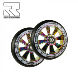 Колелца ROOT WHEELS TURBINE 110MM BLACK / ROCKET FUEL