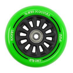 Колело  SLAMM 100 mm NY-CORE WHEELS green