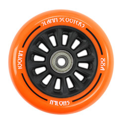 Колело  SLAMM 100 mm NY-CORE WHEELS orange