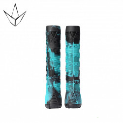 Дръжки  BLUNT HAND GRIP V2 - TEAL/BLACK