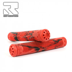 Дръжки ROOT GRIPS R2 BLACK / RED