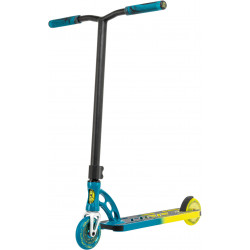 Тротинетка MGP Scooter Origin Pro Fades petrol/yellow 2020