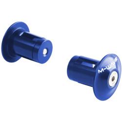 Тапи M-WAVE Aluminoum Blue