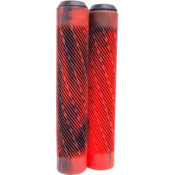 Дръжки Longway Twister за тротинетка - Червени