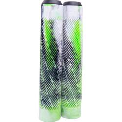 Дръжки Longway Twister за тротинетка - Зелени
