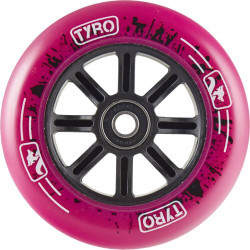 Колело 110 mm Longway Tyro Nylon Core Pro Scooter Wheel Pink