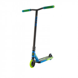 Тротинетка MADD GEAR Scooter Carve Elite Blue/Green