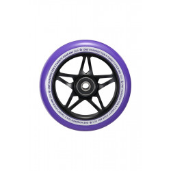 Колело Blunt Envy 110мм S3 Wheel Black/Purple за тротинетка