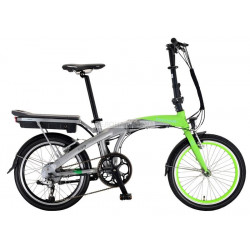 "Електрически велосипед 20"" Benelli FoldCity"