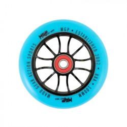 Колелца 100 mm 2 броя MGP Shredder - Сини