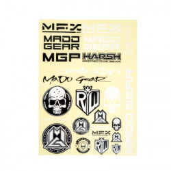 Стикери MGP Sticker Set assorted